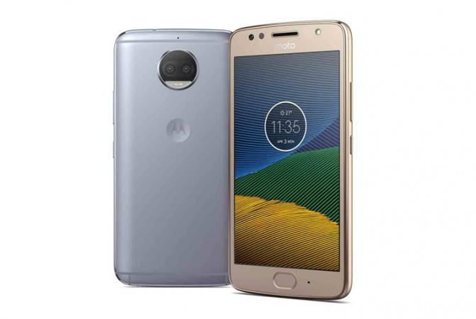 New Motorola Moto G5S Plus images leak