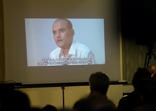 Guarantee safe return of Jadhav's wife: India to Pak