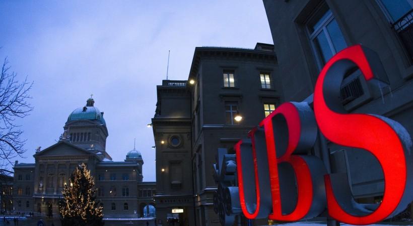 Swiss bank UBS
