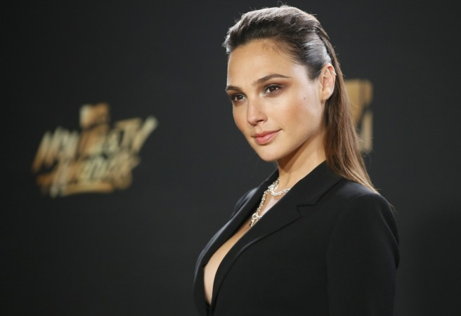Gal Godot Shares Most Heartwarming Moment As Wonder Woman
