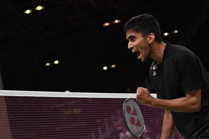 Kidambi Srikanth, India badminton, Indonesia Open