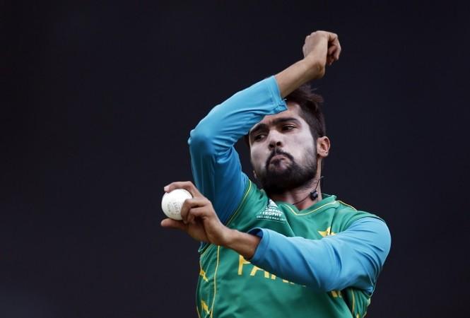 Mohammad Amir Pakistan India ICC Champions Trophy 2017 final