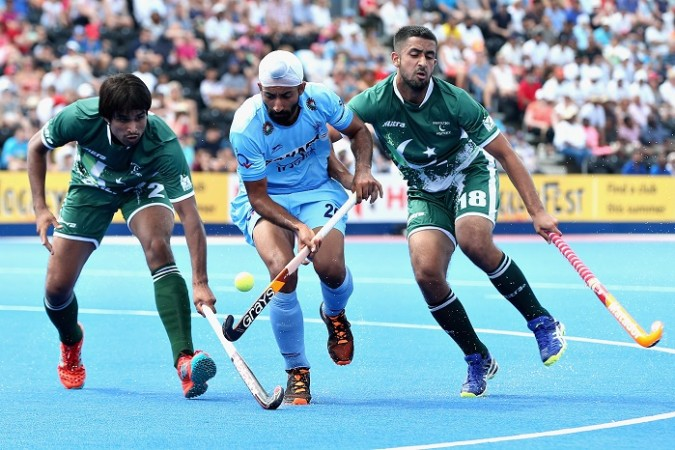 Talwinder Singh, India, Pakistan, World League Semifinal, hockey