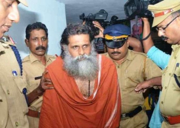 Gangeshananda Theerthapada alias Hariswamy