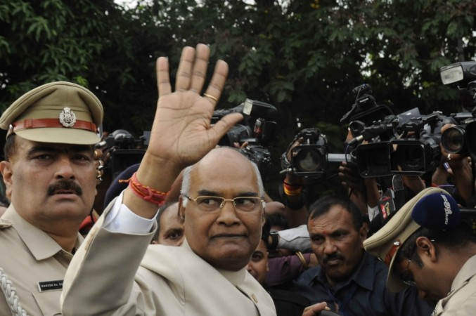 Opposition too picks a Dalit to counter NDA's choice for Prez