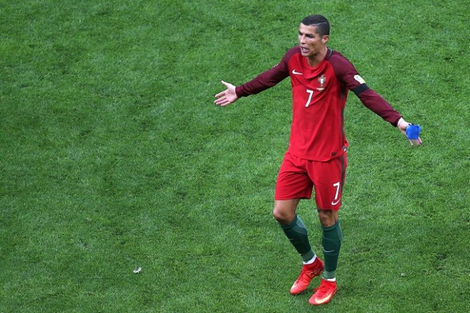 Cristiano Ronaldo, Portugal, Real Madrid, Manchester United, transfer