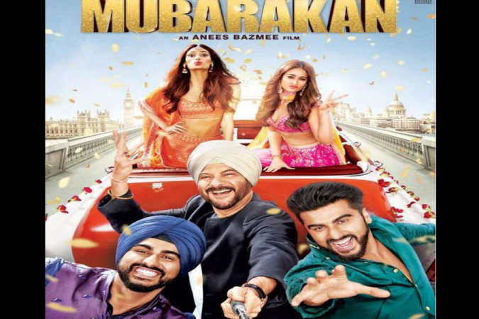 Mubarakan movie review: A lolz comedy of bad manners