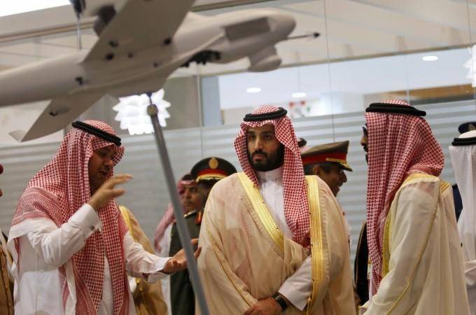 Saudi Defence Minister, Prince Mohammad bin Salman
