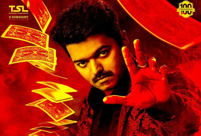 At 130 crores, 'Mersal' is Vijay's most expensive film till date