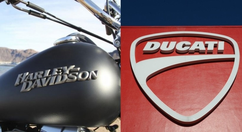 Bajaj, Harley Davidson join Royal Enfield, Hero in race to purchase Ducati?