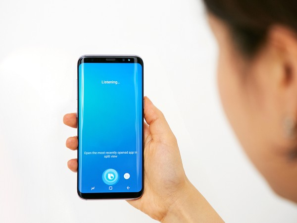 Voice-Controlled Bixby, Samsung's Mobile AI, Is Now Available Globally