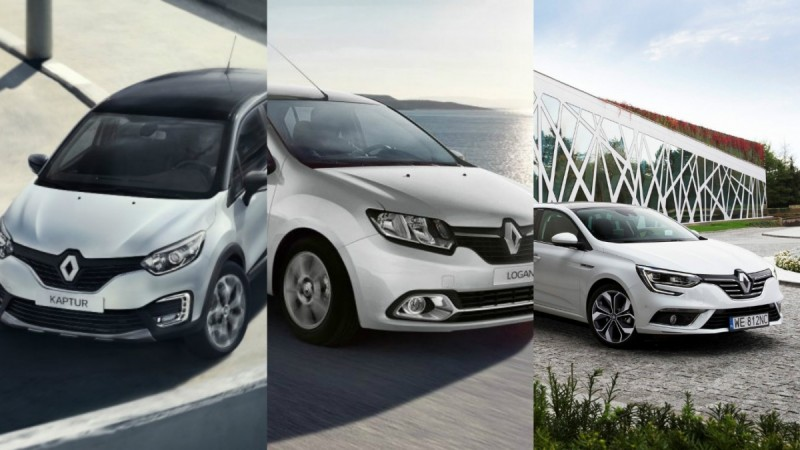 Renault To Up Its Game As Kaptur Suv Megane And Symbol Sedans