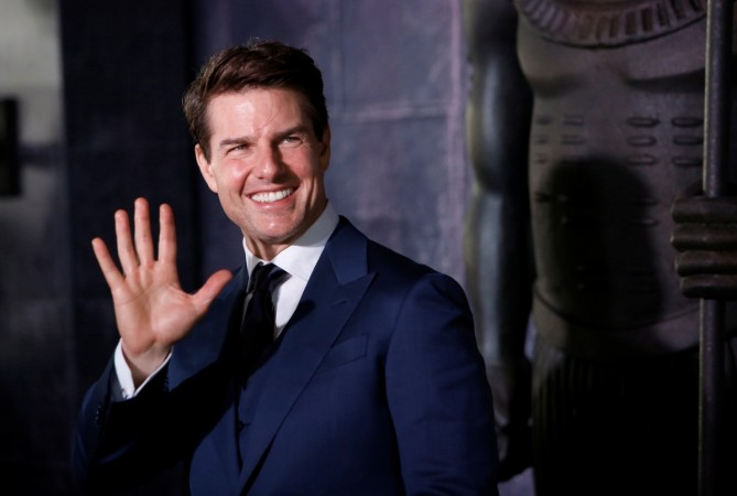 Why Tom Cruise feels