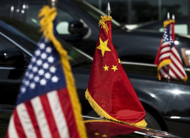US defense contractor accused of spying for China