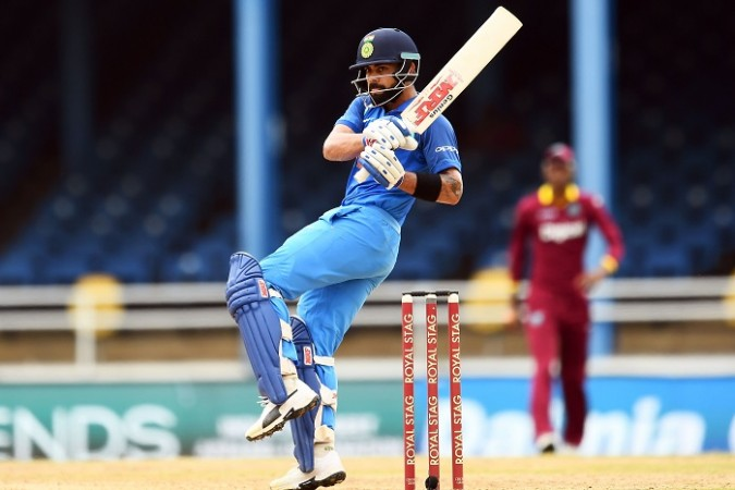Virat Kohli, India, West Indies, first one-day international, rain