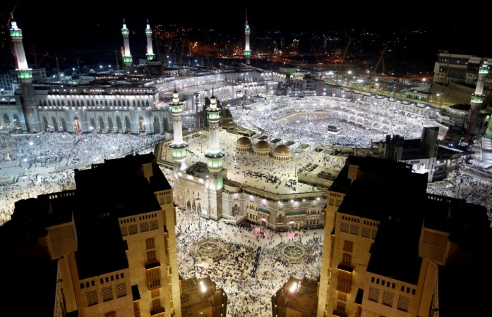 Center withdraws subsidy to Haj pilgrims