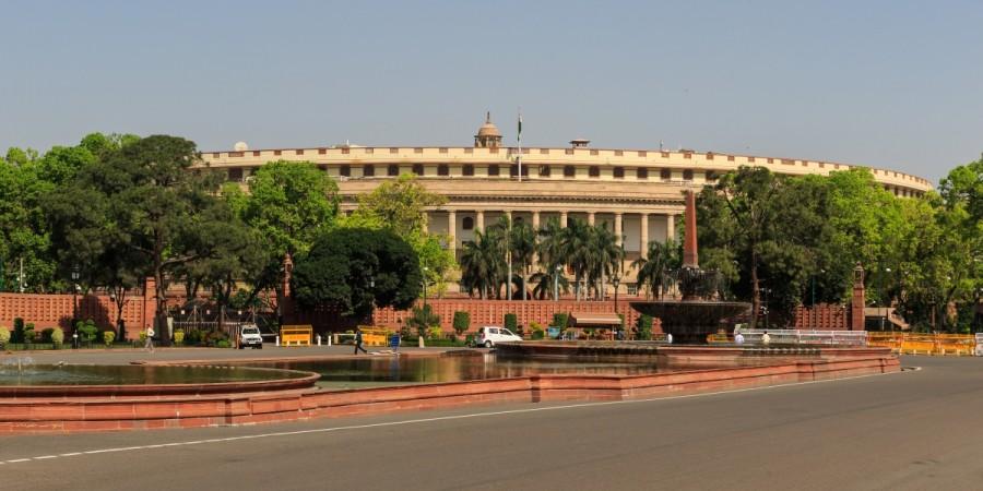 Lok Sabha adjourned till Wednesday amid uproar