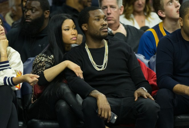 Meek Mill & His Crew Jumped Nicki Minaj Ex Safaree Samuels
