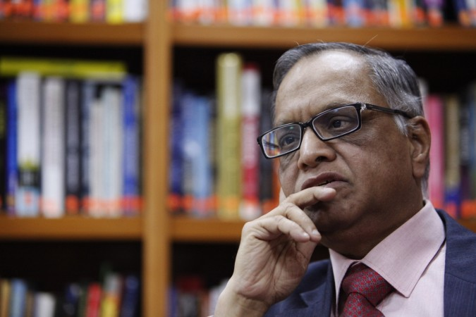 Infosys rejects Murthy's request to make Panaya acquisition report public
