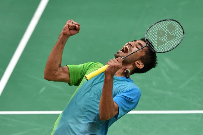 'Dream performance' as Srikanth sets up Chen badminton final