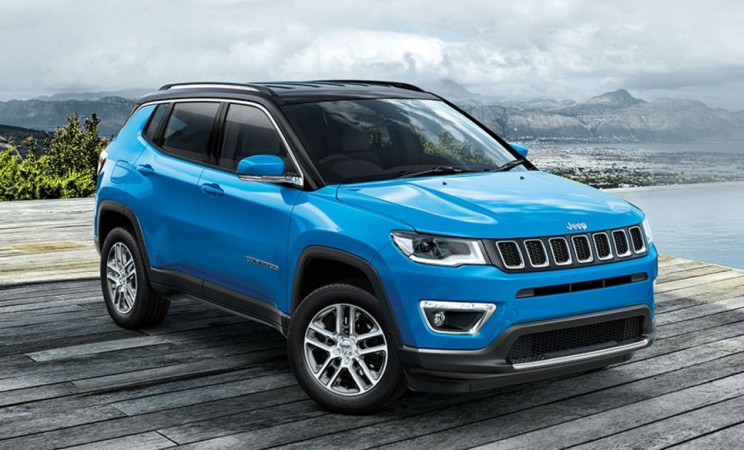Jeep Compass to launch in India on July 31, 2017