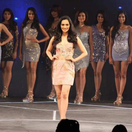 Miss India Manushi Chhillar wins the title