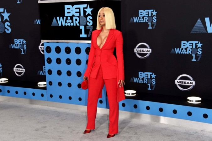 Cardi B disses Nicki Minaj and Remy Ma and claims her Twitter was hacked