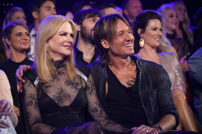 Keith Urban Nicole Kidman CMT awards