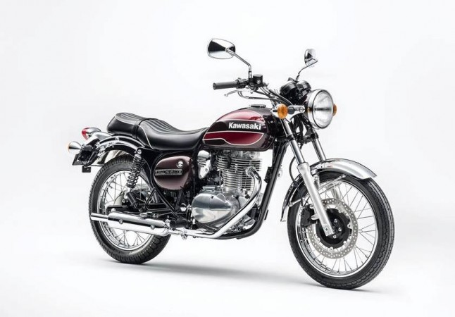 Kawasaki Is Working On 150cc Retro Styled Bike Inspired From