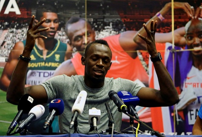 Usain Bolt to make European bow in farewell season