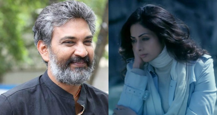 Rajamouli Regrets His Comments on Sridevi