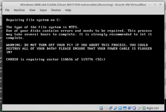 ExPetr ransomware, message, encryption, 300 bitcoins, ransom, WannaCry