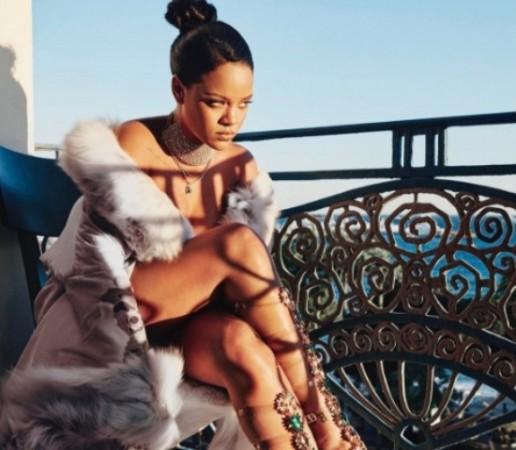 Rihanna Reveals Oscar Ambition