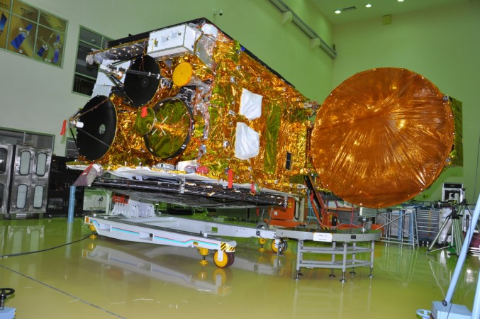 ISRO's GSAT-17 Satellite Preps For Launch From French Guiana