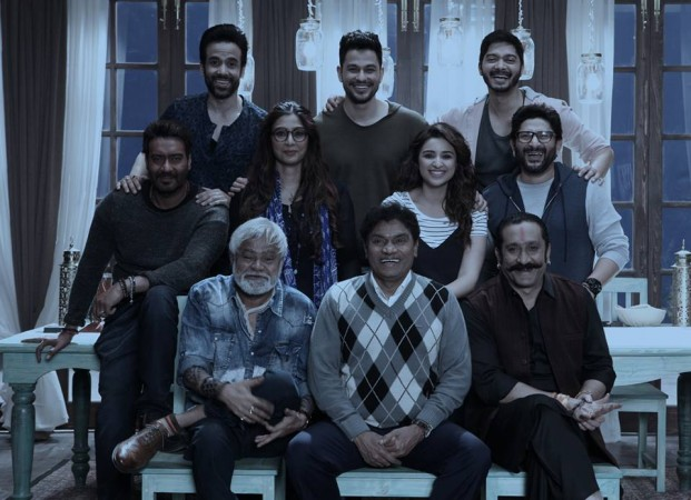 Ajay Devgn, Parineeti Chopra Unveils Promo of Golmaal Again