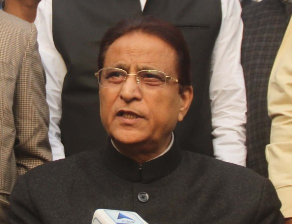 Azam Khan kicks up another row