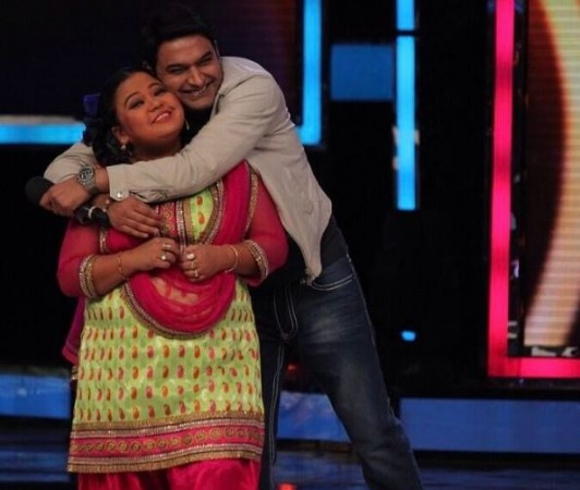 Bharti Singh Cancels Her Shoot For The Kapil Sharma Show