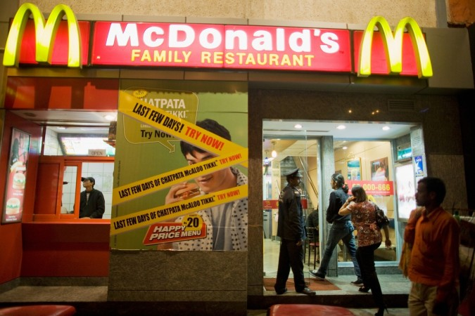 McDonald's to shut in north, east India after row with CPRL