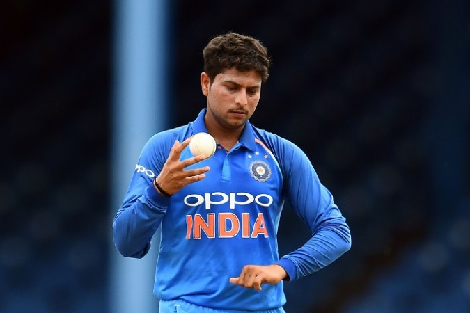 Kuldeep Yadav, India, West Indies, 3rd ODI, team