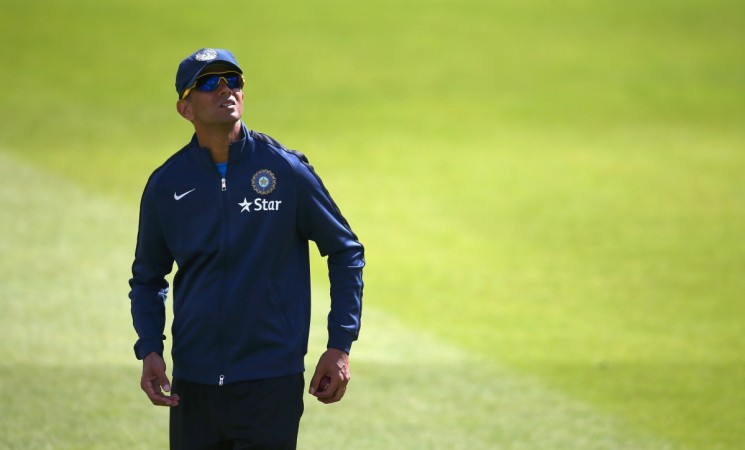 Rahul Dravid quits as Delhi Daredevils' coach