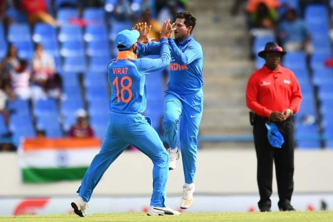 Smith wary of Kuldeep threat