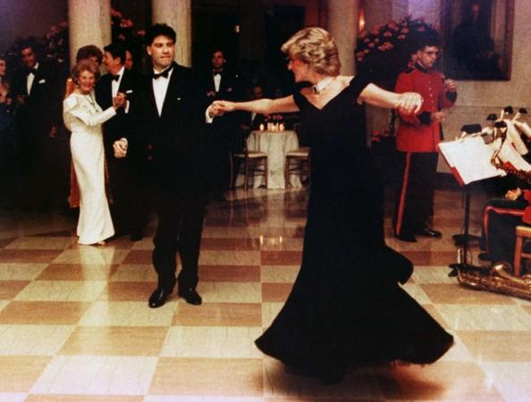 Inside the Princess Diana Fashion Exhibition at Kensington Palace pics