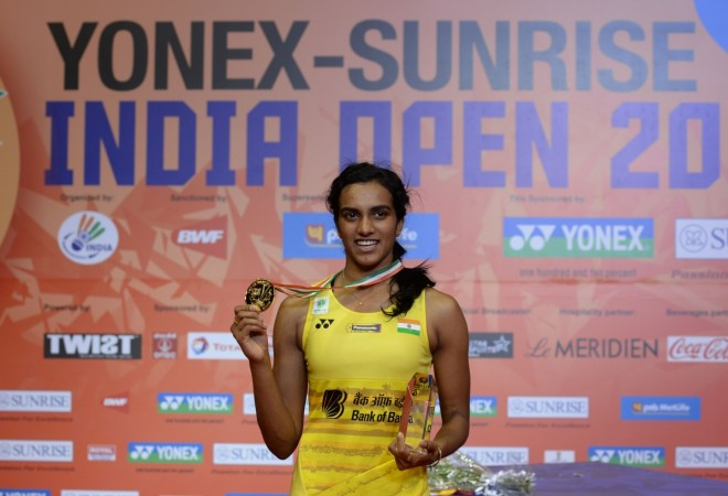 Ace shuttler PV Sindhu nominated for Padma Bhushan award by Sports Ministry