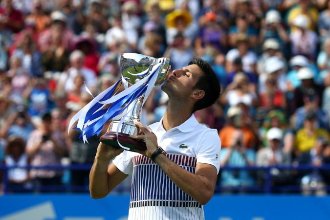 Give us one more Wimbledon title, Roger! Just one more