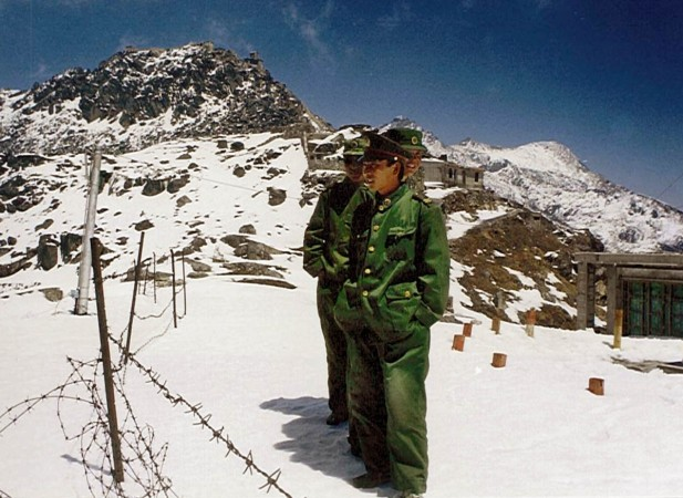 Did the Chinese ever leave Doklam? Sizeable presence of troops near site