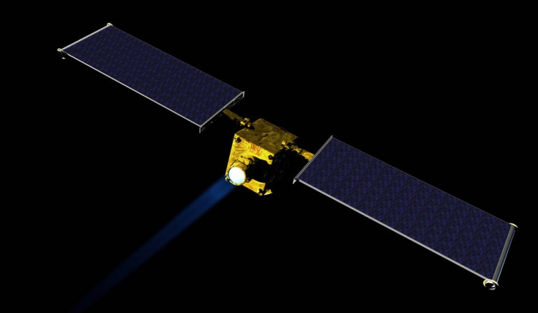 NASA Is Going To Crash a Satellite Into an Asteroid-On Purpose