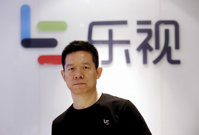 LeEco Chairman Jia Yueting