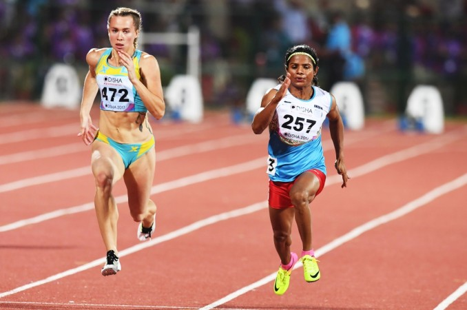 Dutee Chand in focus as India athletes begin London World Championships campaign