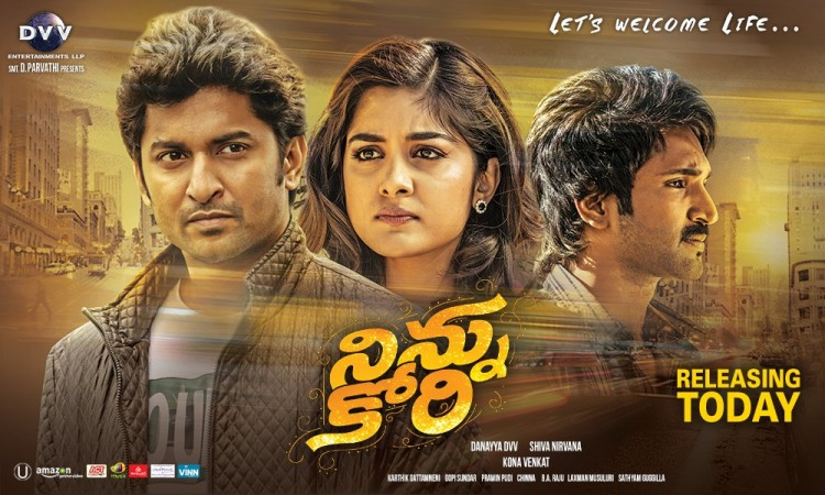 Nani's Ninnu Kori dream run at box office