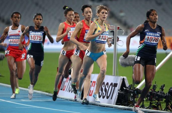Taftian crests at 100m sprint